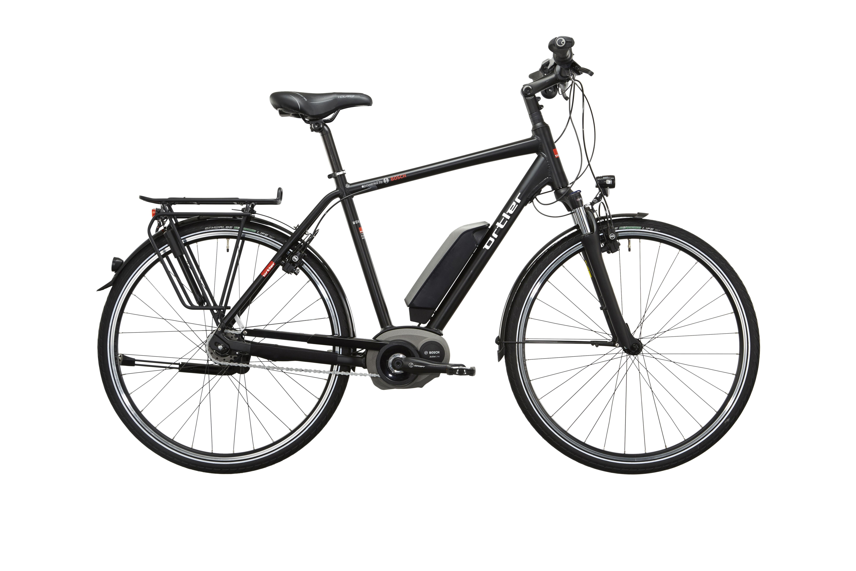 Ortler Montreux Rower Elektryczny Miejski Czarny Sklep Bikesterpl